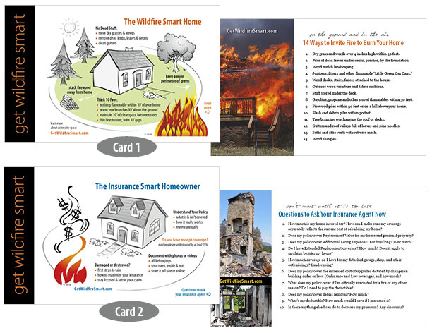 Get Wildfire Smart Reference Cards