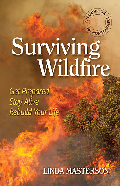 Surviving Wildfire Book