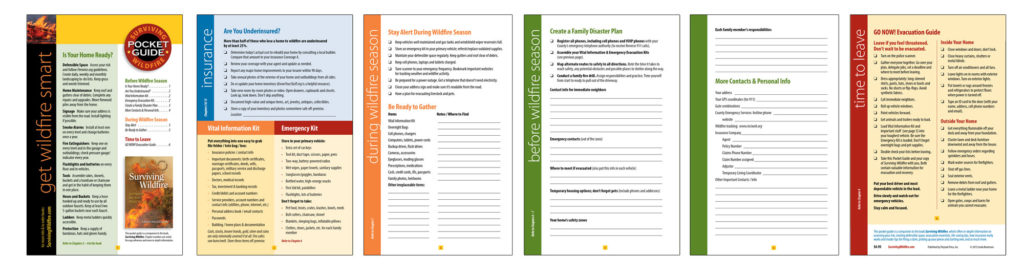 Get Wildfire Smart Pocket Guide preview